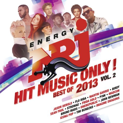 Image of Energy - Hit Music Only ! - Best Of 2013 Vol. 2 [Explicit]